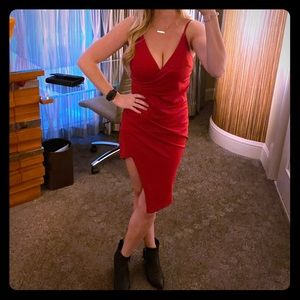 Red dress! Size small